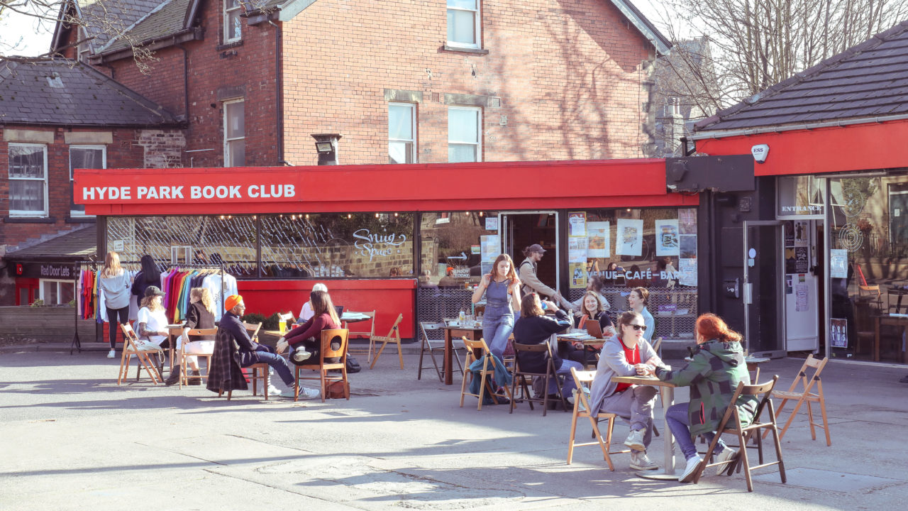 Interview: Jack Simpson of Hyde Park Book Club talks community